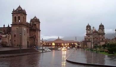 Churches in Cusco