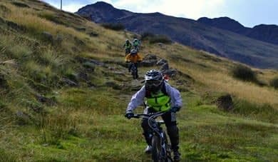 Ride to Lares