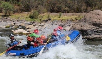 River Rafting Urubamba River