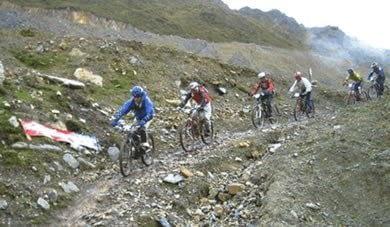 Downhill Malaga