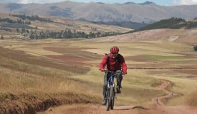 Biking Maras Moray