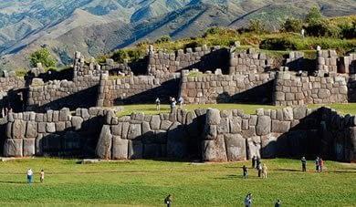 Inca Ruins near Cusco´s city