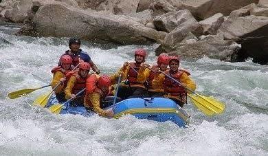 Apurimac River Rafting